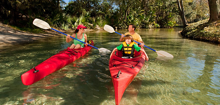 Relocation Guide to Seminole County Kayaking