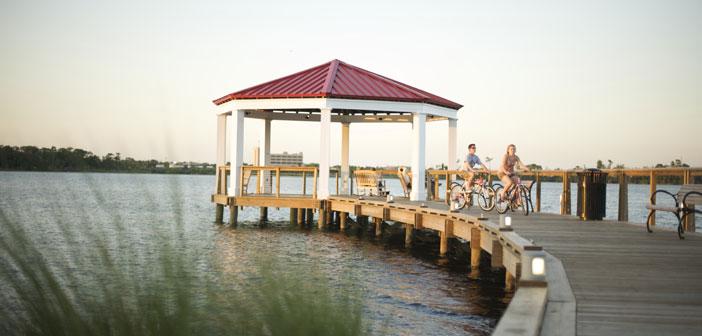 Relocation Orlando: BaldwinPark Pier