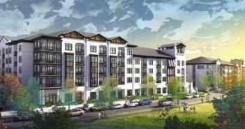 Azul apartments in Baldwin Park Orlando
