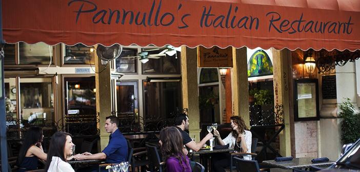 Pannullos Italian Restaurant