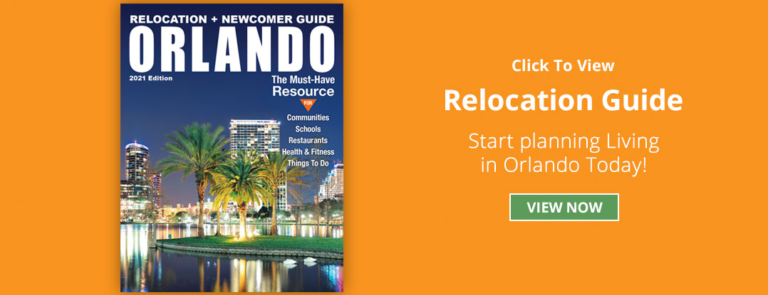 Relocation Guide - Start planning Living on Orlando Today!